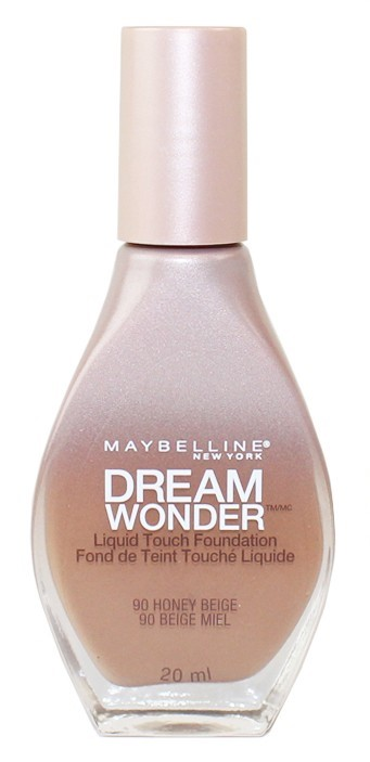 maybelline Dream Wonder liquid touch foundation (2)