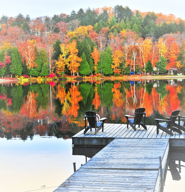 fall getaways