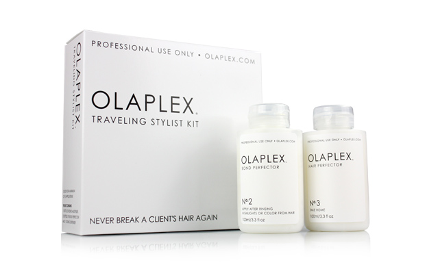 Could you go blonde without breakage beautydesk for Olaplex salon