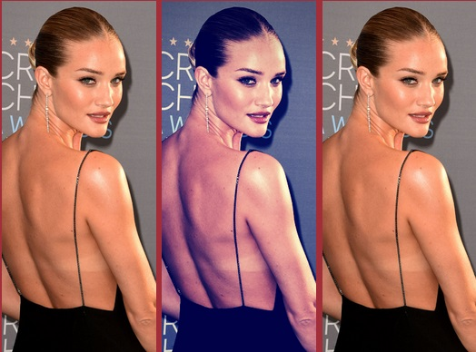 Rosie Huntington-Whiteley Critics' Choice Awards