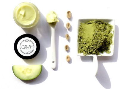 CAMP Skincare Matcha Latte Eye Cream