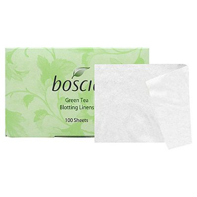 Green Tea Blotting Linens