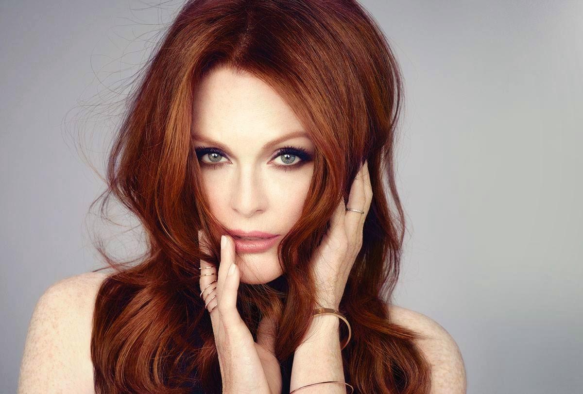 9 Celebrity Beauty Tips: Julianne Moore - BeautyDesk