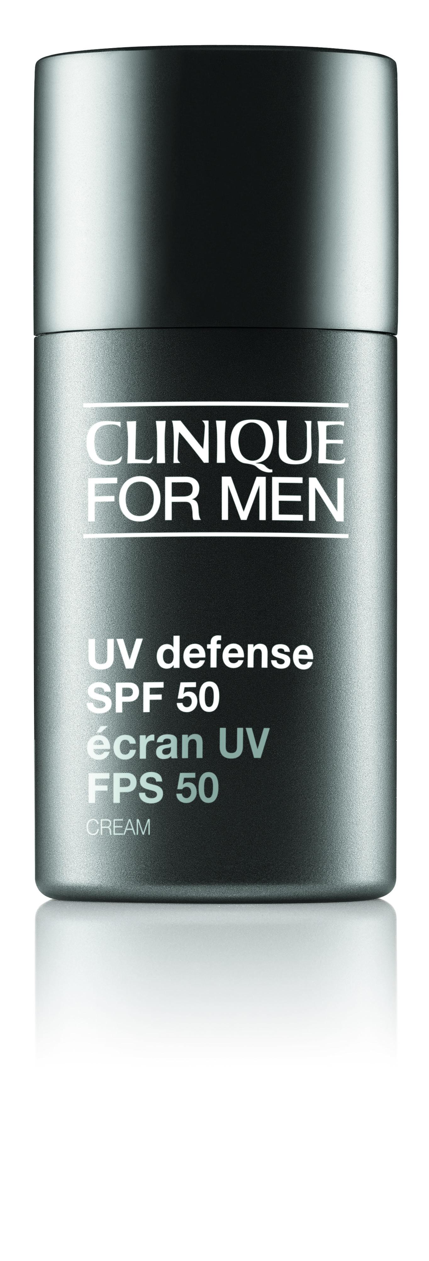 Clinique_Men UV Defense_Image