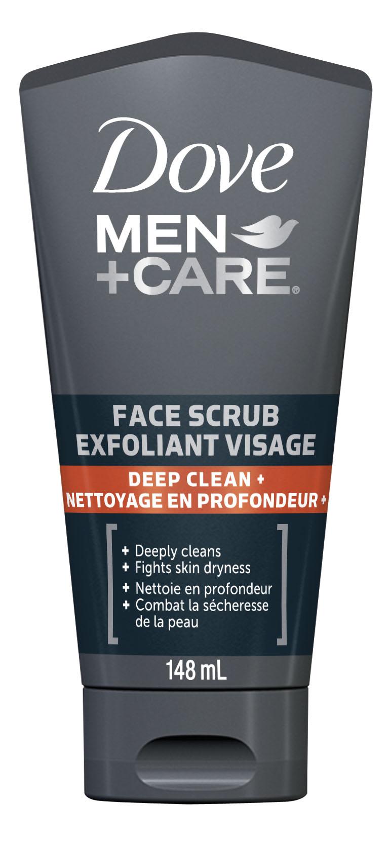 Dove Men_Face Scrub_Image