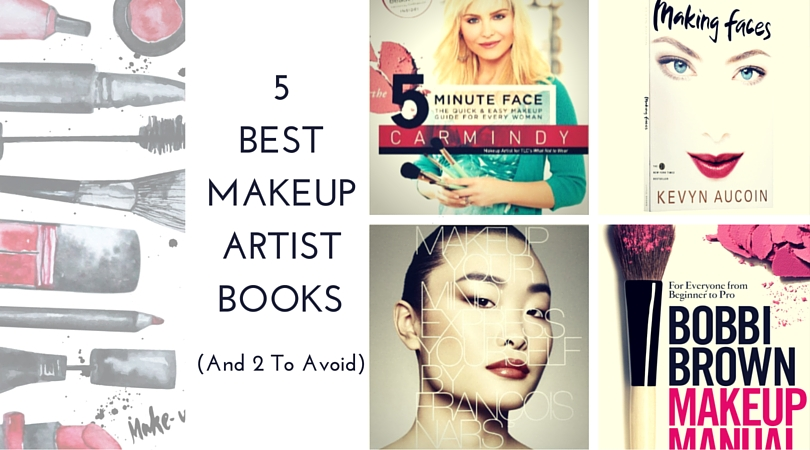 The 5 Best Makeup Artist Books To Learn