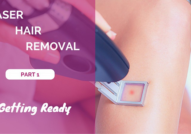 Laser Hair Removal PART 1