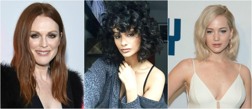 celebrity beauty looks for December