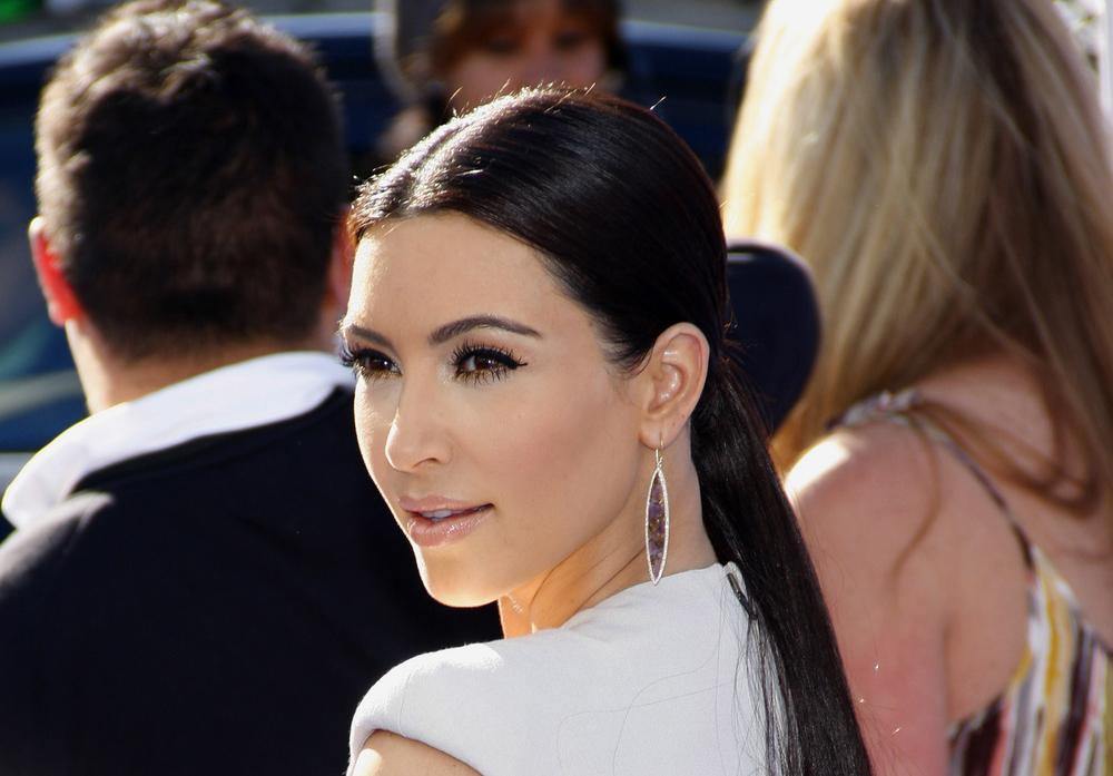 kim kardashian's makeup artist