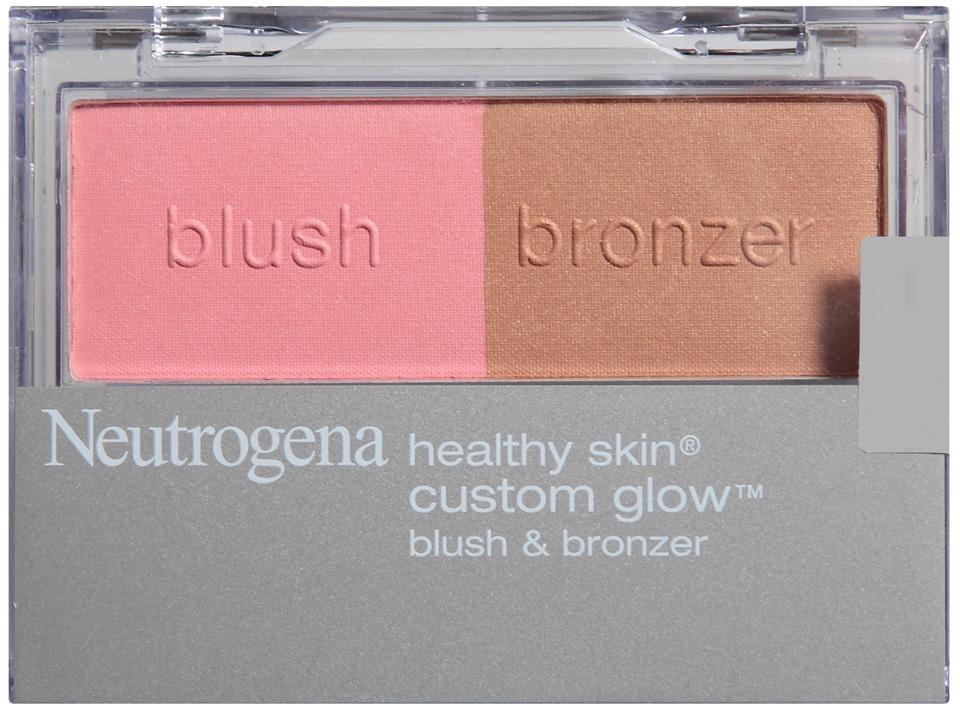 NEUTROGENA Healthy Skin Custom Glow Blush Bronzer