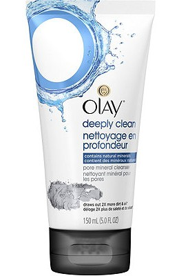 olay pore mineral cleanser