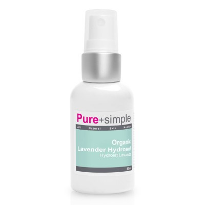 Pure + Simple Organic Lavender Hydrosol